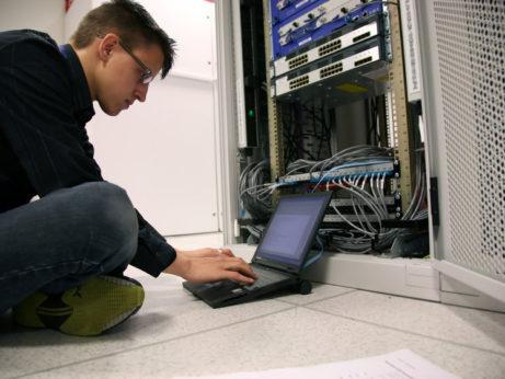 Správa sítí a monitoring